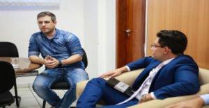 Procuradoria-Geral da ALMT e da Câmara de Cuiabá discutem realização de congresso e revista
